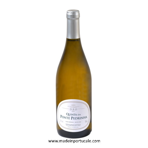 Quinta da Ponte Pedrinha White Wine 2015