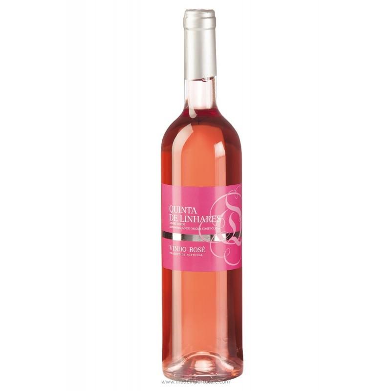 Quinta de Linhares Rose Wine 2017