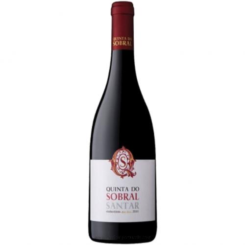 Quinta do Sobral Colheita Seleccionada Red Wine 2015