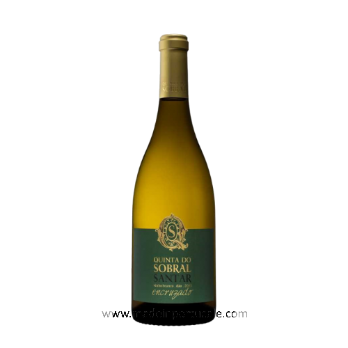 Quinta do Sobral Encruzado White Wine 2016