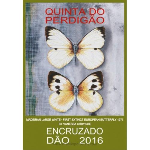 Quinta Perdigão Encruzado - White Wine 2014