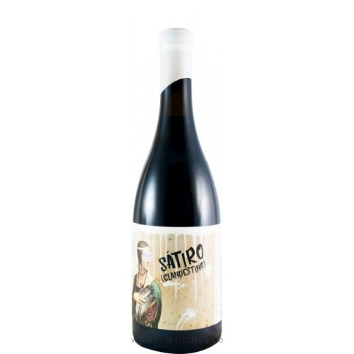 Sátiro Clandestino Red Wine 2016