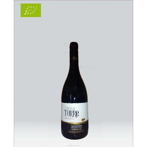Courelas da Torre Organic Reserve Red Wine 2016