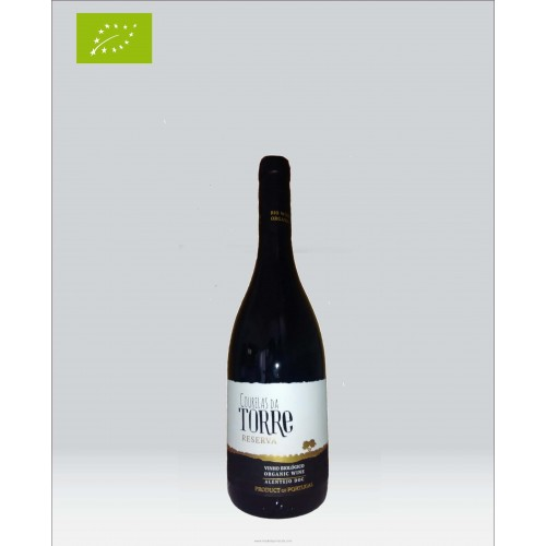 Courelas da Torre Organic Reserve Red Wine 2016