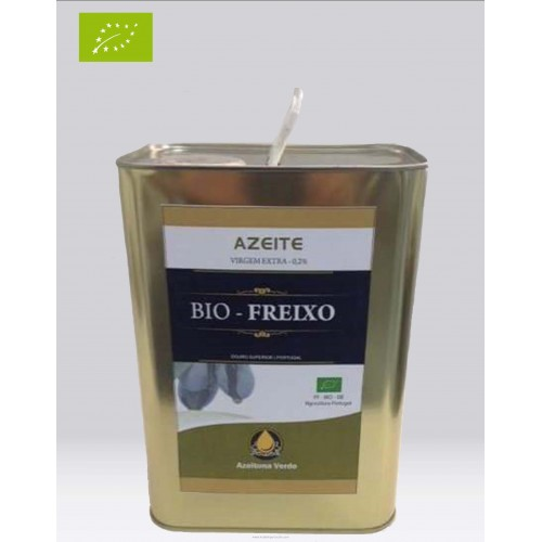 Organic Olive Oil Canned Green Olives Bio Freixo