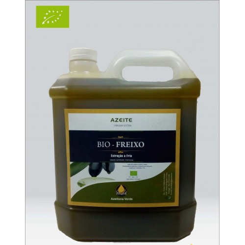 Organic Olive Oil of Green Olives Bio Freixo