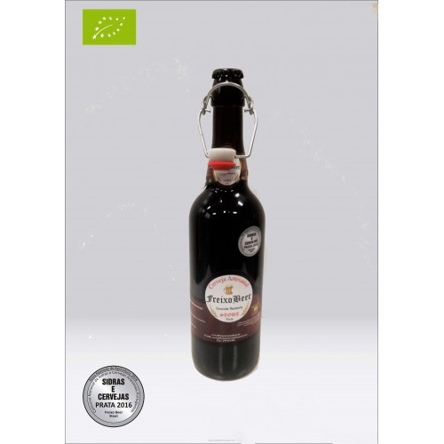 Craft and Organic Black Beer Bio Freixo