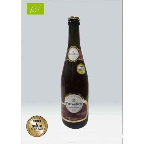 Craft and Organic Beer Bio Freixo