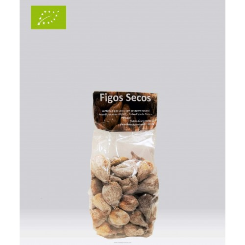 Dried Figs Organic Honey Bee Packed 0.50 Kilo Bio Freixo