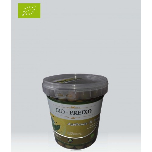 Packaging of Olives of Organic Table 1 kilo Bio Freixo
