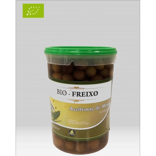 Packaging of Olives of Biological Table 3 kgs Bio Freixo