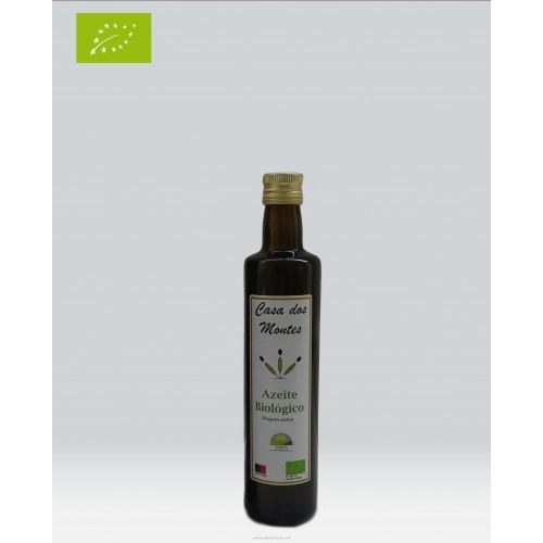 Organic Extra Virgin Olive Oil 0.50 Liter Casa dos Montes