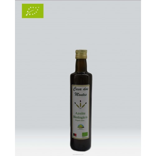 Organic Extra Virgin Olive Oil Casa dos Montes 750 ml