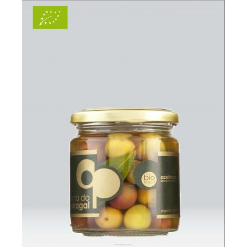 Organic Cobrançosa Table Olive 125 Grams