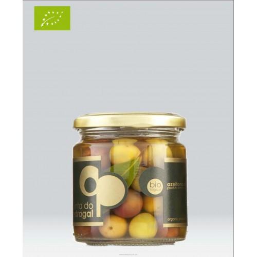 Organic Cobrançosa Table Olive 125 Grams
