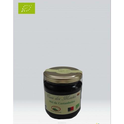 Organic Chestnut Honey 0.25 kilo