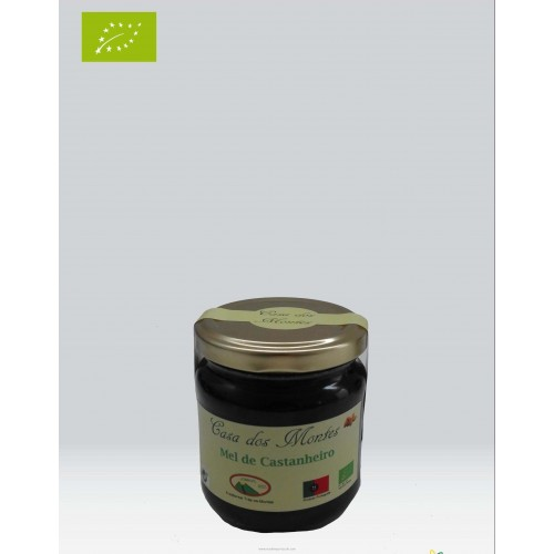 Organic Chestnut Honey 0.25 kilo