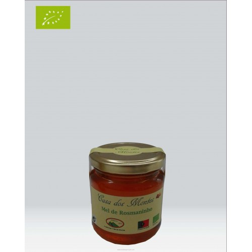 Organic Honey of Rosmaninho 0,25 kilo