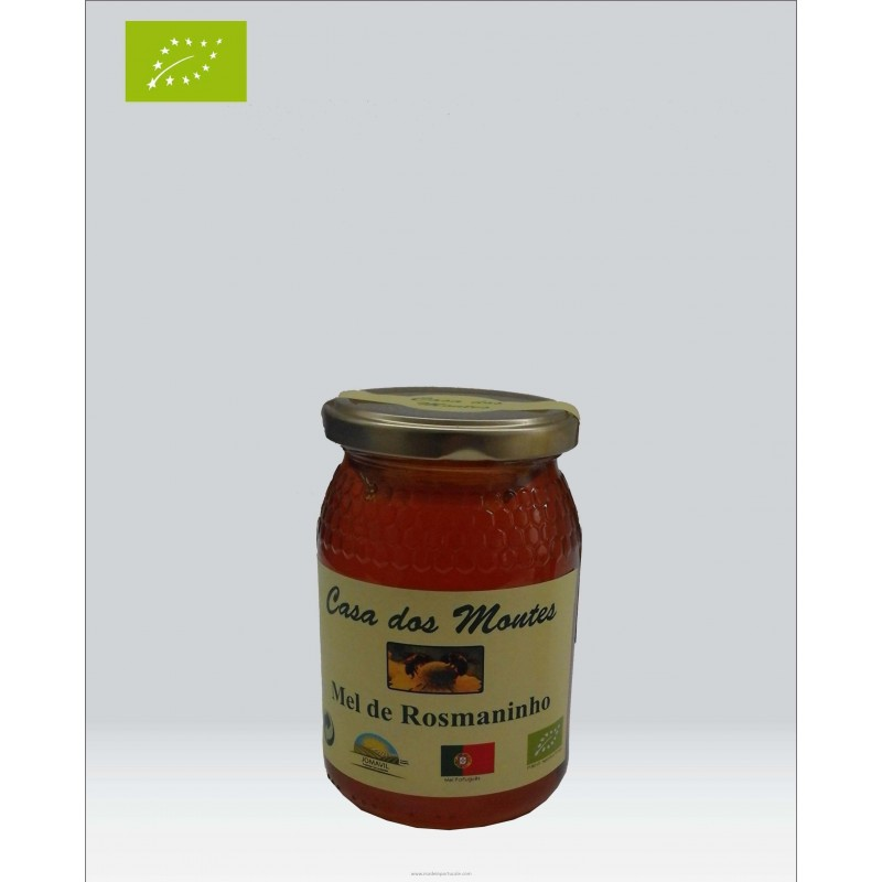 Organic Honey of Rosmaninho 0,50 kilo