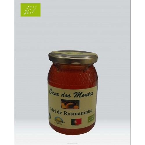 Organic Honey of Rosmaninho 1 kilo