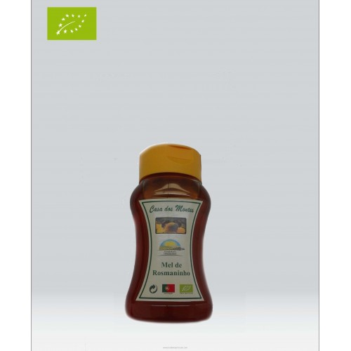 Organic Honey Rosemary Packing Top Down 0.45 kilo