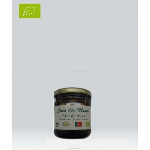 Organic Honey of Silva 0,25 kilo