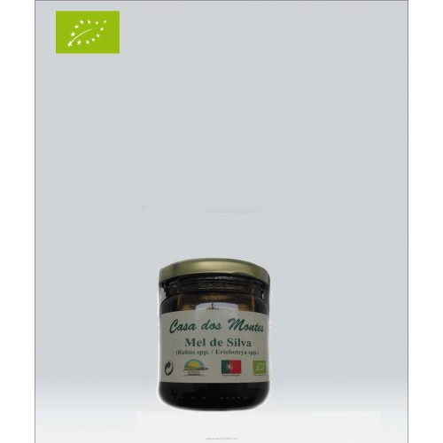 Organic Honey of Silva 0,25 kilo
