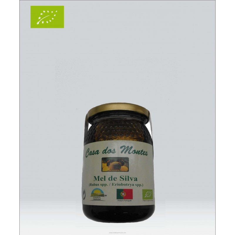 Organic Honey of Silva 0,50 kilo