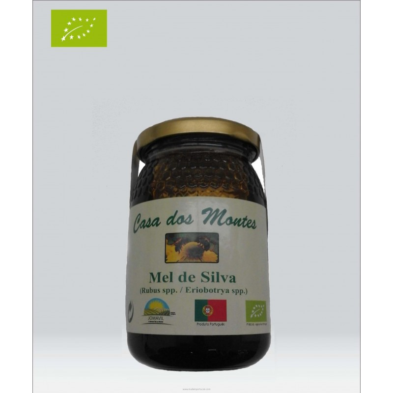 Organic Honey of Silva 1 Kilo