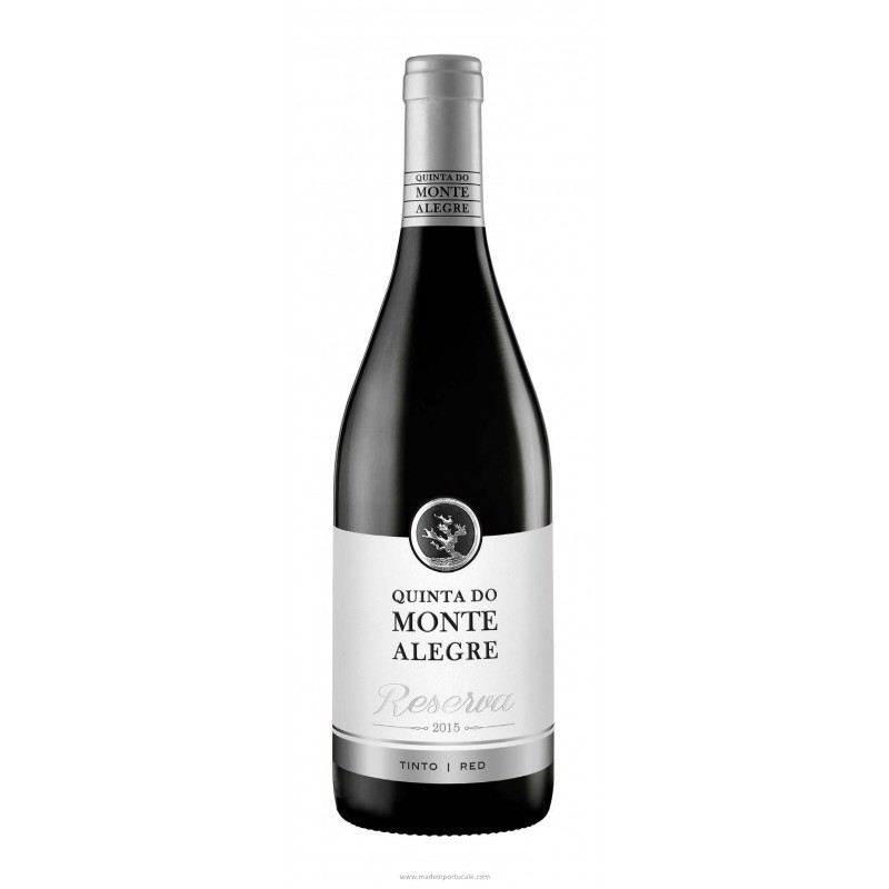 Quinta do Monte Alegre Reserve Red Wine 2015