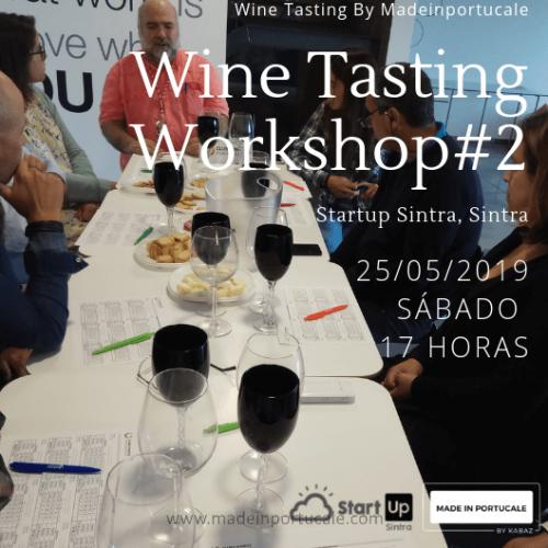 StartUp Sintra Voucher Wine Tasting 02