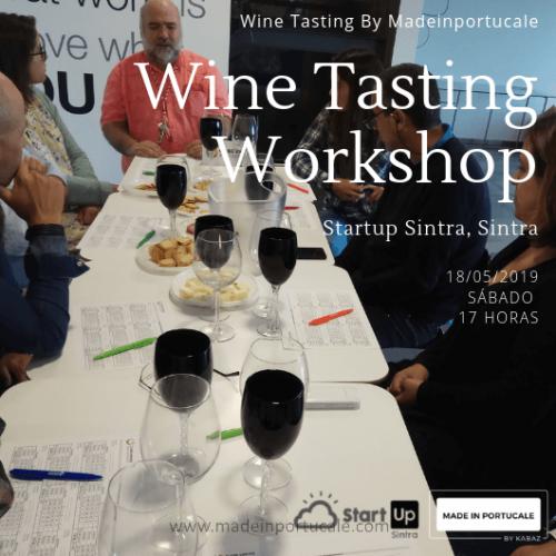 StartUp Sintra Voucher Wine Tasting 01