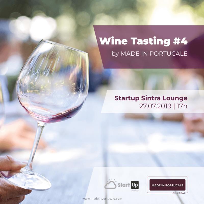 StartUp Sintra Voucher Wine Tasting 04