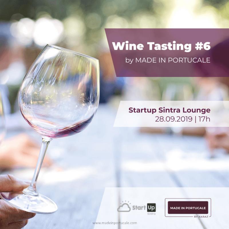 StartUp Sintra Voucher Wine Tasting 06