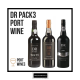 Pack 3 DR Port Wines