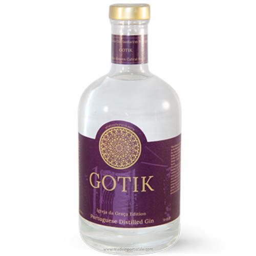 GIN GOTIK – IGREJA DA GRAÇA EDITION / 70CL 3xBOTTLE