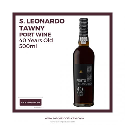 Porto Wine - S. Leonardo 40 years