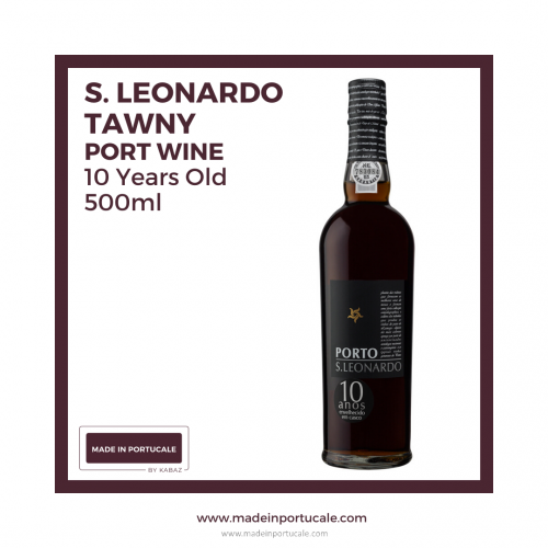 Port Wine 10 Years Old - S. Leonardo  500ml