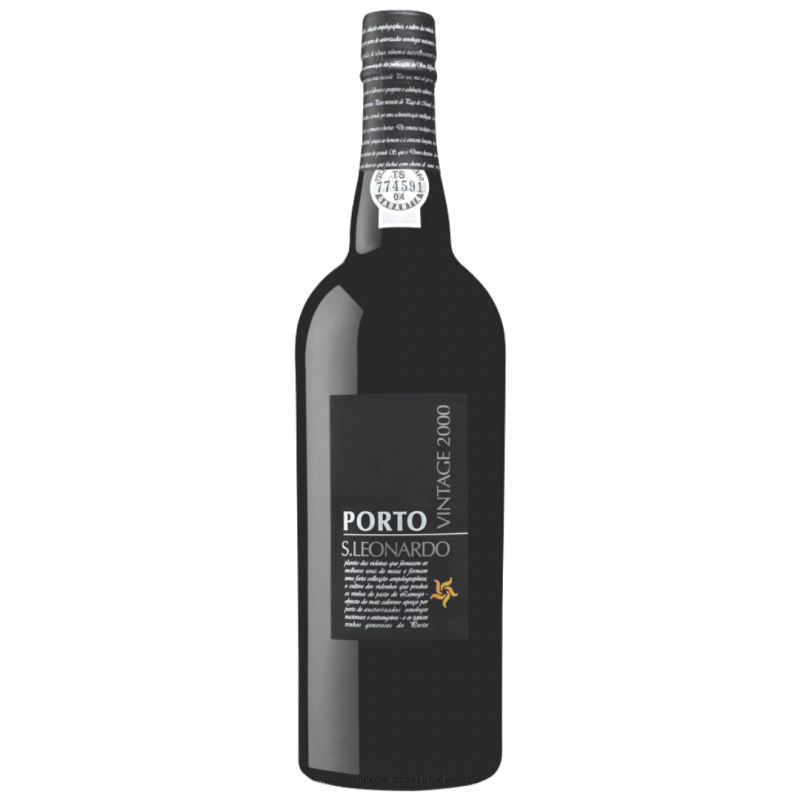 Port Wine S. Leonardo Ruby Vintage 2000