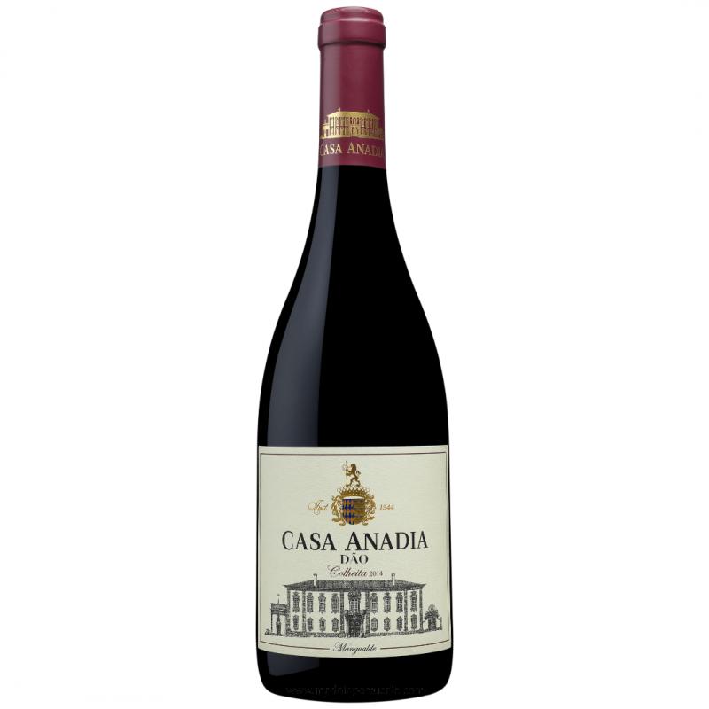 Red Wine Reserve Casa Anadia Dão 2014