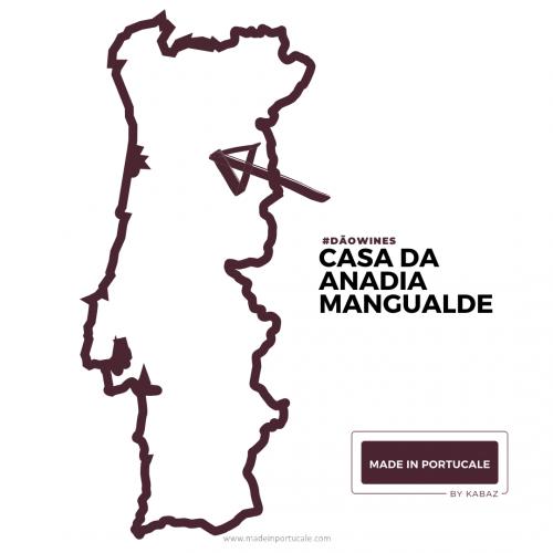 Rose Wine Reserve Dão Casa Anadia 2015