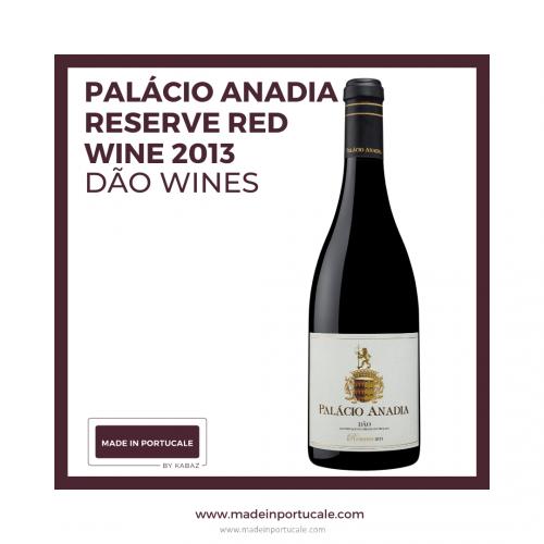 Casa Anadia Dão Reserve - Red Wine 2013