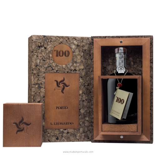 Very Old Port Wine 100 Years S. Leonardo
