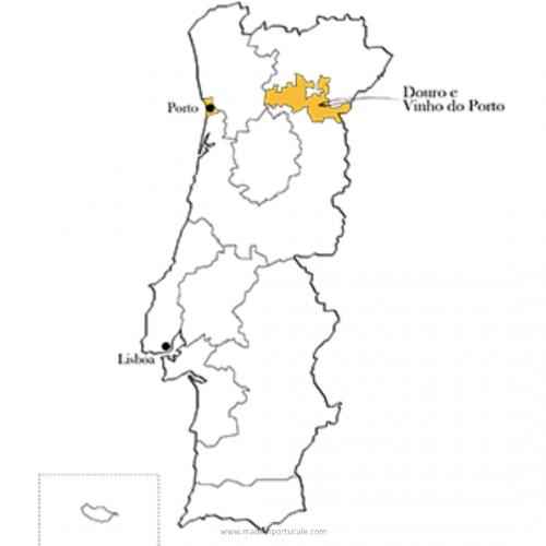 Monte Cascas Harvest Douro Doc Red Wine 2017