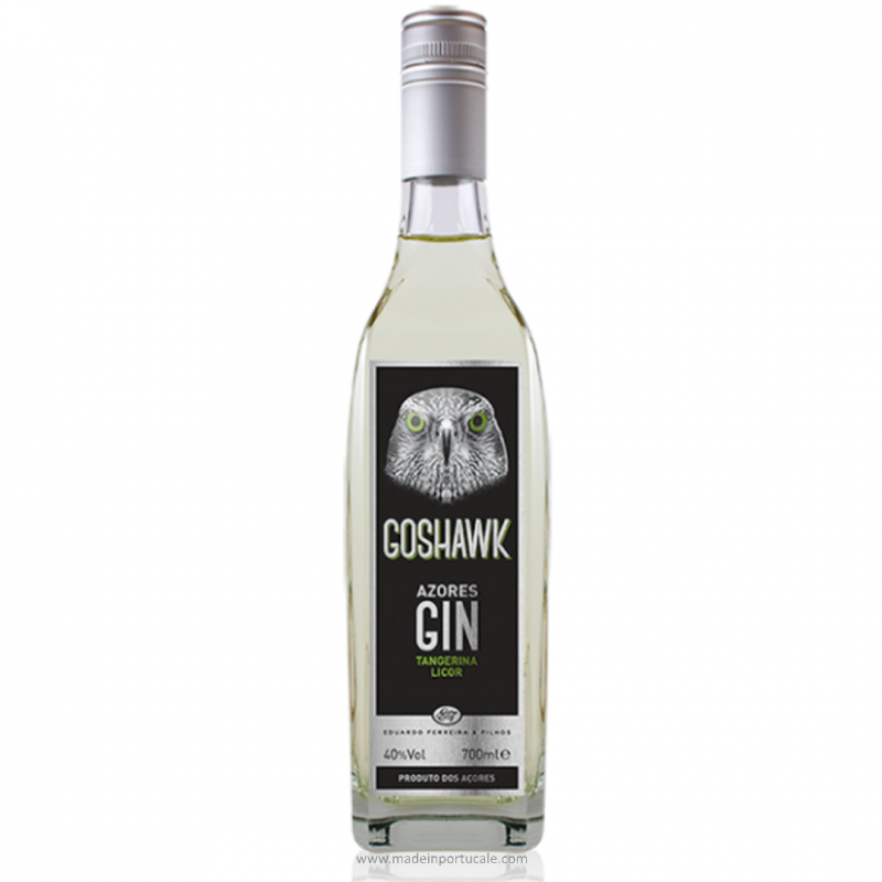 Goshawk Azores Gin - TANGERINE