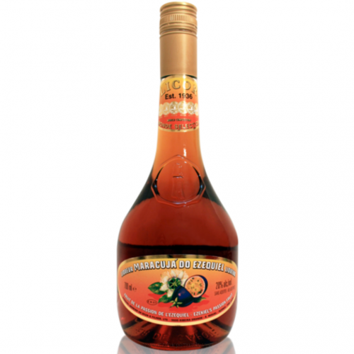 Ezequiel Passion Fruit Liquor 700ml