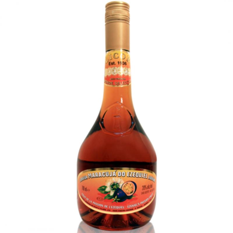 Ezequiel - Liquor Passion Fruit