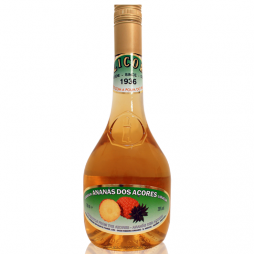 Ezequiel Pineapple Liquor 700ml