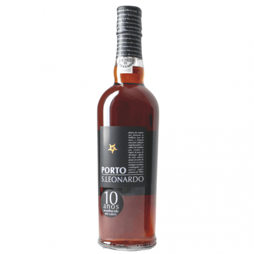 Port Wine S. Leonardo White 10 Years Old 500ml