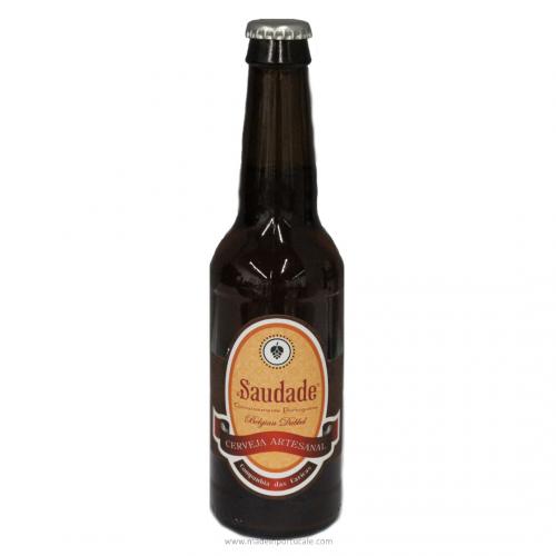 Craft Beer Saudade Belgian Dubbel 33cl